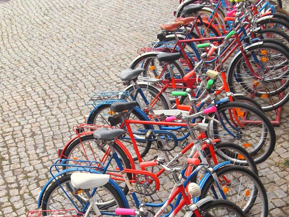 Bike fleet