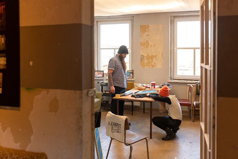 Fürs Projekt oder einfach so - unsere Werkstatt ist offen für eure Ideen!