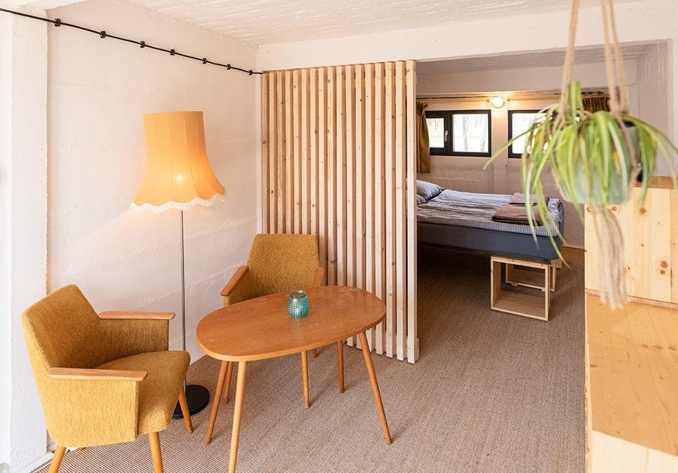 Ein gemütliches Zimmer für euren Urlaub