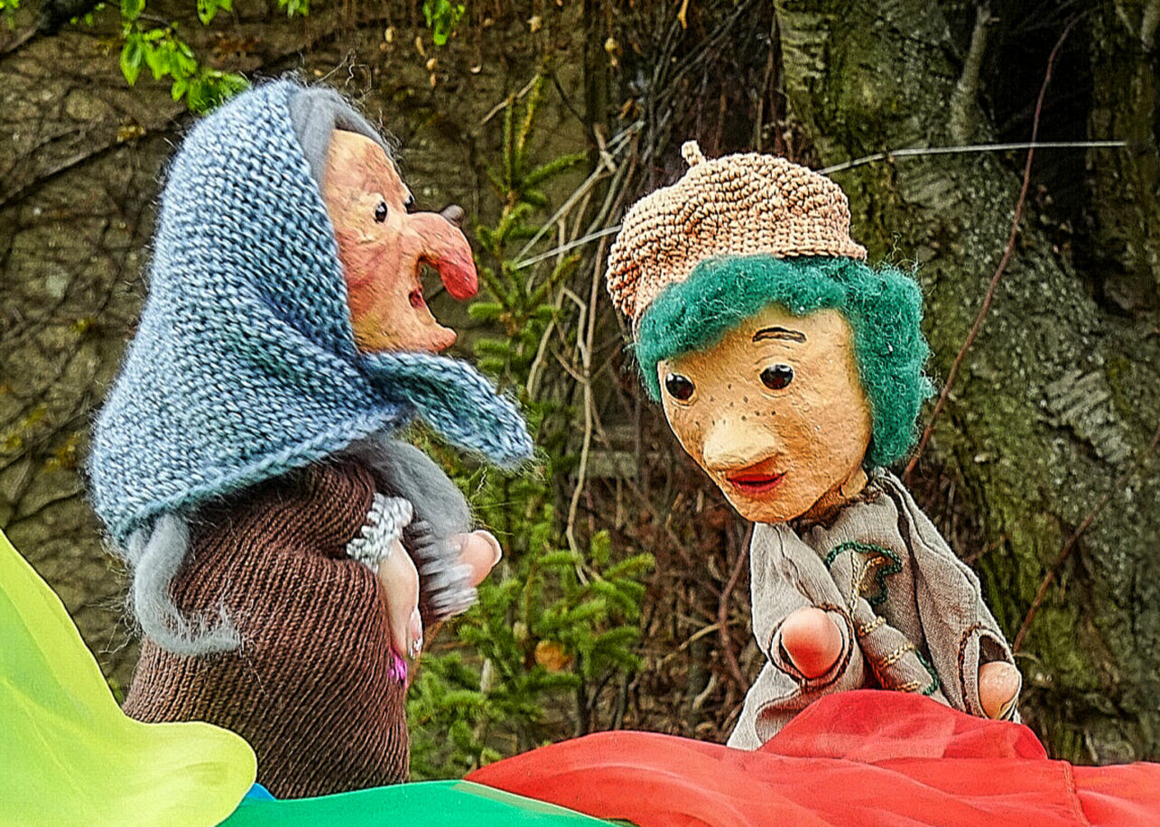 Puppenwerkstatt – Sommeratelier für Kinder